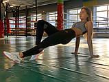 Комплект костюм спортивный комперссионный  женский Reebok Рибок (S,M,L,XL), фото 3