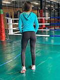 Комплект костюм спортивный комперссионный  женский  Adidas Адидас ( S-M, L-XL ), фото 5
