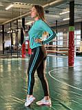 Комплект костюм спортивный комперссионный  женский  Adidas Адидас ( S-M, L-XL ), фото 6