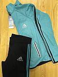 Комплект костюм спортивный комперссионный  женский  Adidas Адидас ( S-M, L-XL ), фото 10