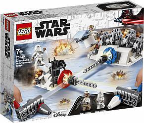 LEGO 75239 Star Wars Руйнування генераторів на Хоті 235 деталей (Разрушение генераторов на Хоте 75239)