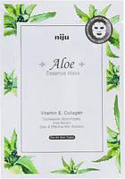 Маска-салфетка для лица увлажняющая Konad Aloe Essence Mask 17 мл