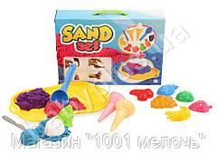Набор для творчества Sand set. Технок 6016