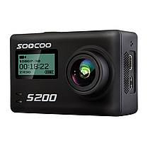 Экшн-камера SOOCOO S200 Black 4K 20 WiFi Угол 170 град microHDMI пульт управления Action Camera, фото 3