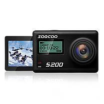 Экшн-камера SOOCOO S200 Black 4K 20 WiFi Угол 170 град microHDMI пульт управления Action Camera, фото 2