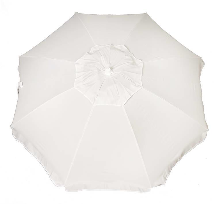 Зонт пляжный 2 метра 8 спиц с клапаном