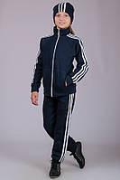 Теплый детский спортивный костюм Training (синий) 36 р.