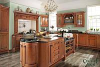 Кухонные гарнитуры в стиле «Английский кантри»