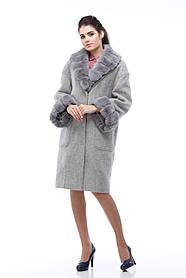 Великолепное зимнее женское пальто с утеплителем, размер 42-50
