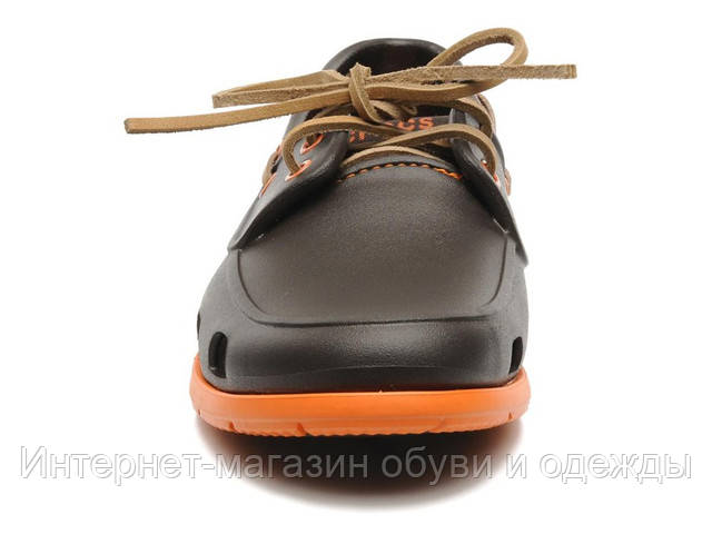 купить обувь Crocs Beach Line Boat Shoe