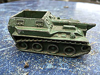 Модель игрушка САУ танк СССР 1:72 в коллекцию