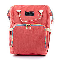 Сумка Женская Рюкзак нейлон Lanpad D900   orange.Рюкзаки женские оптом недорого Одесса 7 км