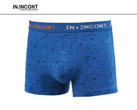 Подростковые стрейчевые трусы шорты  на мальчика Марка «IN.INCONT»  Арт.9616, фото 2