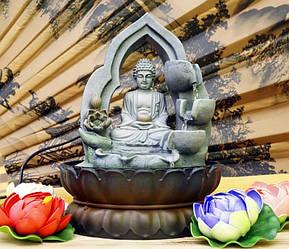 Комнатный настольный фонтан Будда №1