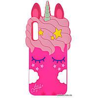 Чехол-накладка TPU 3D Little Unicorn для Samsung Galaxy A30s SM-A307F