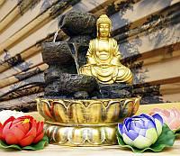 Комнатный фонтан настольный Будда №2