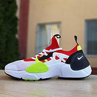 Мужская Обувь Nike Huarache EDGE белые с красным
