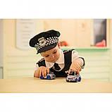 """Набор авто """"Kid cars"""" полицейский 39548, фото 3"""