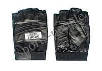 Перчатки б/п Sport Paris, кожзам, размеры: М, L, ХL