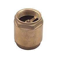 Клапан обратный 1 латунь
