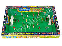 Футбол 49.5-32 см. Фигурки на пружине. KK19231