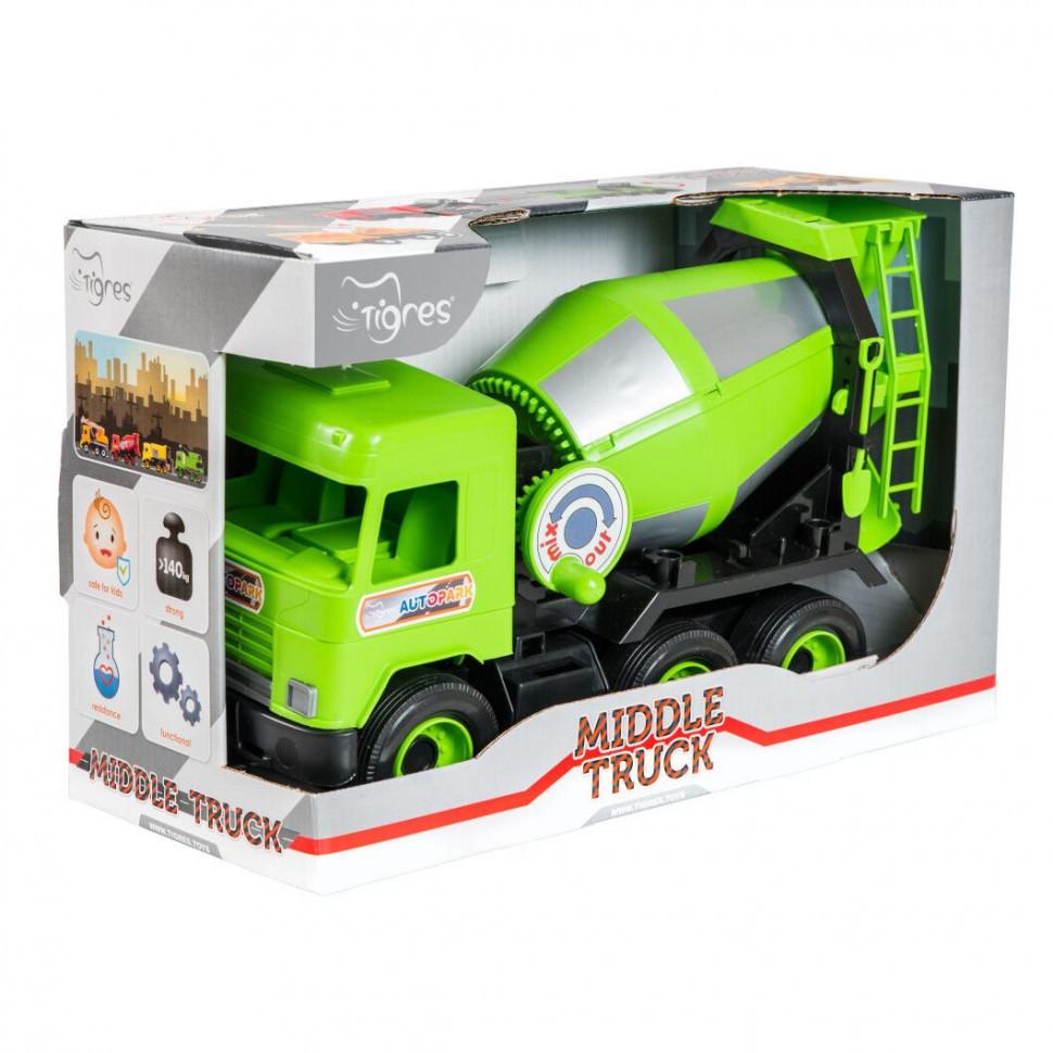 """Бетономешалка """"Middle truck"""" 39485"""