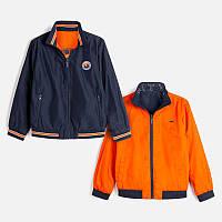 Куртка для мальчика Mayoral синий 140 см 10 лет