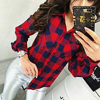 Рубашка модная, женская стильная рубашка, фото 1