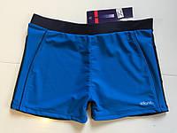 Плавки-шорты юниор Atlantic синий с голубым