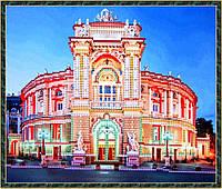 Схема Студио Б-3156 Одесский оперный театр