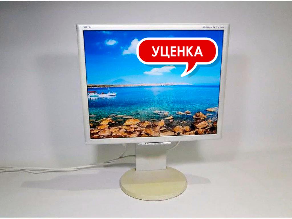 Монитор, NEC MultiSync LCD1970NXp *, 19 дюймов