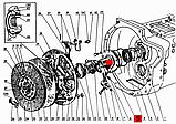 Кронштейн відводки МТЗ-80, Д-240, фото 5