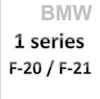 1 series F20 / F21 2011-2019