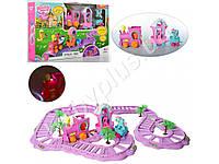 Набор игровой Железная дорога Little Pony. 88364