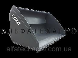 Ковш для телескопічного навантажувача 3,0 м³