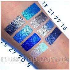 Пігмент для макіяжу Shine Cosmetics №13, фото 3
