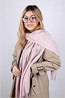 Турецкий шарф пашмина, пудровый