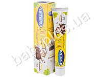 """Зубная паста детская Astera Kids """"Choco Brownie"""" от 2 лет, с мягким вкусом шоколадного брауни 50мл"""