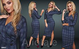 Платье / трикотаж Алекс / Украина 15-702