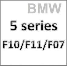5 series F10 / F11 / F07 2010-2016
