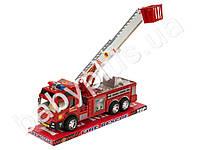 Пожарная машина инерционная 30 см. 8822