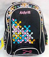 Рюкзак  молодежный Kite 564 черный