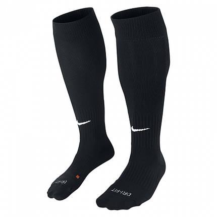 Гетры футбольные Nike Classic II Cushion SX5728-010 Черный XL (46-50) (091209500590), фото 2