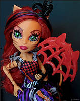 Кукла Monster High Торалей Страйп (Toralei Stripe) Фрик Ду Чик Монстер Хай Школа монстров
