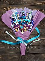 Букет из конфет. Сладкий подарок. Подарочный набор. Оригинальный подарок., фото 1