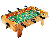 Футбол на штангах деревянный. Limo Toy 2035N