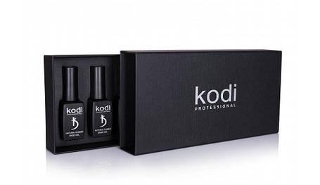 """Набор каучуковых основ для гель лака в коробке Kodi """"Natural Rubber Base"""" 12 мл (6 шт), фото 2"""
