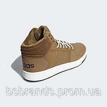 Чоловічі баскетбольні кросівки adidas Hoops 2.0 Mid CG7114, фото 3