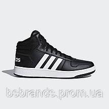 Мужские кроссовки adidas VS Hoops Mid 2.0 BB7207, фото 2