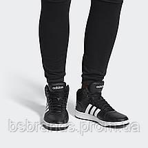 Чоловічі кросівки adidas VS Hoops Mid 2.0 BB7207, фото 3